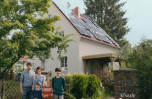 Unser Haus hat wirklich eine gute Energie