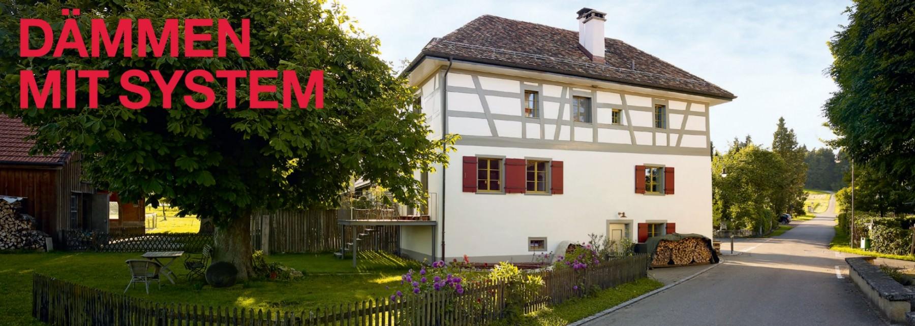 Ob für Fassade, Kellerdecke oder Dachboden, wir versorgen Sie mit fachgerechter Dämmung. Nutzen Sie die Chancen im Bereich Wärmedämmung optimal
