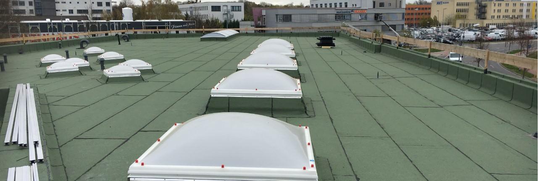 Flachdachdämmung können Sie beim Dachdeckermeister heiko-ebert.de bestellen und verlegen lassen