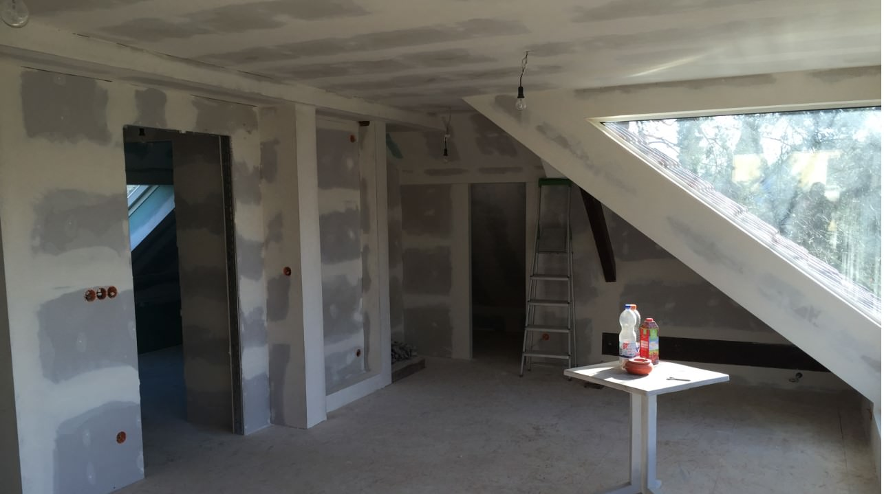 Professioneller Trockenbau am Haus macht der Profi heiko-ebert.de