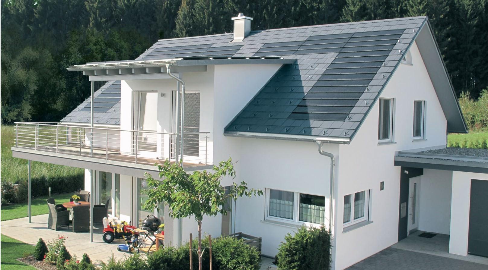 Betondächer haben sich sowohl bei flachen als auch bei geneigten Dächern bewährt.