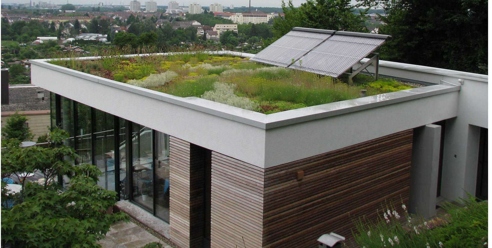 Besondere Sorgfalt gilt bei einer Flachdachabdichtung den Dachrandabschlüssen sowie der Abdichtung von Durchbrüchen im Flachdach.