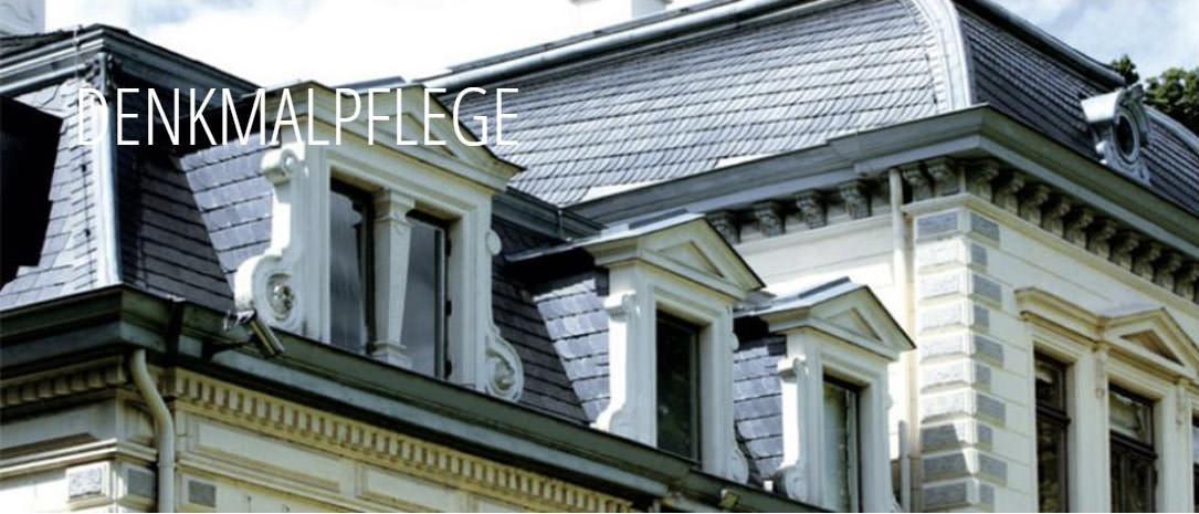 Schieferdächer aus dieser Zeit bzw. nach römischen Verlegeregeln gebaut findet man heute noch beispielsweise im Rhein- und Moselgebiet.